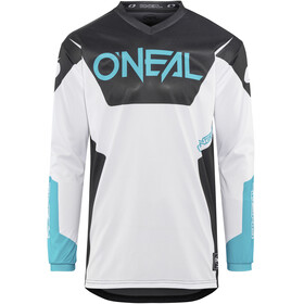ONeal Element Bike Jersey Longsleeve Men Racewear white/black